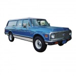 1980 CHEVROLET PICKUP BLAZER VAN AND SUBURBAN REPAIR AND OVERHAUL MANUALS