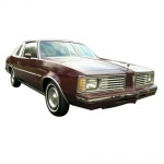1980 PONTIAC REPAIR MANUAL & FISHER BODY MANUAL