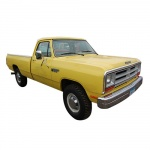 1981 DODGE 150-450 PICKUP TRUCK, RAMCHARGER & TRAIL DUSTER REPAI