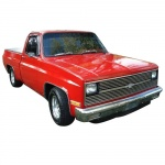 1981 CHEVROLET PICKUP BLAZER VAN AND SUBURBAN REPAIR AND OVERHAUL MANUALS