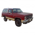 1982-1983 CHEVROLET CHEVROLET PICKUP BLAZER VAN AND SUBURBAN REPAIR AND OVERHAUL MANUALS
