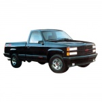 1990 CHEVROLET TRUCK SHOP AND OVERHAUL MANUALS