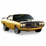 1970 DODGE CHARGER, CORONET, & SUPER BEE REPAIR MANUAL