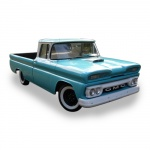 1960-1961 GMC TRUCK ALL MODELS