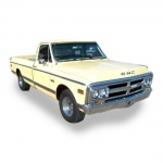 1969-1970 GMC 1500-3500 REPAIR MANUALS