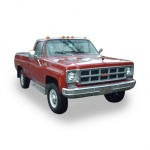 1977 GMC 1500-3500 REPAIR MANUALS