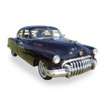 1950-1951 BUICK REPAIR MANUAL - ALL MODELS