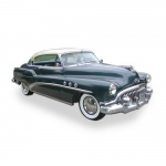 1952 BUICK REPAIR MANUAL- ALL MODELS