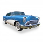 1954 BUICK CD-ROM REPAIR MANUAL - ALL MODELS