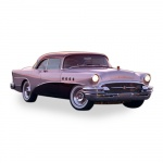 1955 BUICK CD-ROM REPAIR MANUAL - ALL MODELS