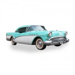 1957 BUICK REPAIR MANUAL & BODY MANUAL - ALL MODELS