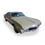 1969 BUICK REPAIR MANUAL AND BODY MANUAL - ALL MODELS