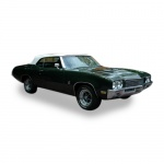 1971 BUICK REPAIR MANUAL & BODY MANUAL - ALL MODELS