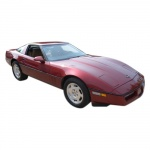 1988, 1989, 1990 CORVETTE SHOP MANUALS