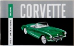 1957 Corvette Owners Manual