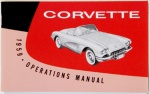 1959 Corvette Owners Manual