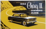 1962 Chevy II Owners Manual