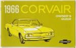 1966 Corvair Owners Manual