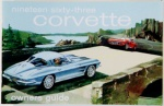 1963 Corvette Owners Manual
