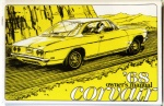 1968 Corvair Owners Manual