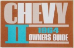 1964 Chevy II Owners Manual