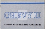 1965 Chevy II Owners Manual