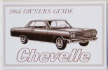 1964 Chevelle Owners / El Camino Owners Manual