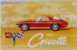 1964 Corvette Owners Manual