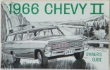 1966 Chevy II Owners Manual