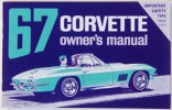 1967 Corvette Owners Manual