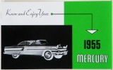 1955 Mercury Owners Manual