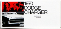 1970 Dodge Charger Owners Manual