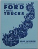 1952 Ford Truck Owners Manual