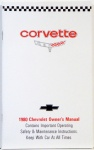 1980 Corvette Owners Manual