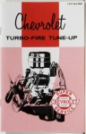 1956 Turbo Fire Tune-Up Guide Manual-40 pg