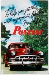 1950 Pontiac Owner's Manual
