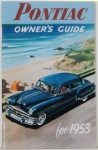1953 Pontiac Owner's Manual