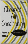 1955 Air Conditioner Manual 2nd