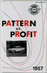 1957 Pattern of Profit book