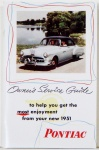 1951 Pontiac Owner\'s Manual