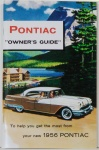 1956 Pontiac Owner's Manual