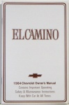1984 El Camino Owners Manual